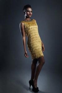 Pinkidea fashion gold