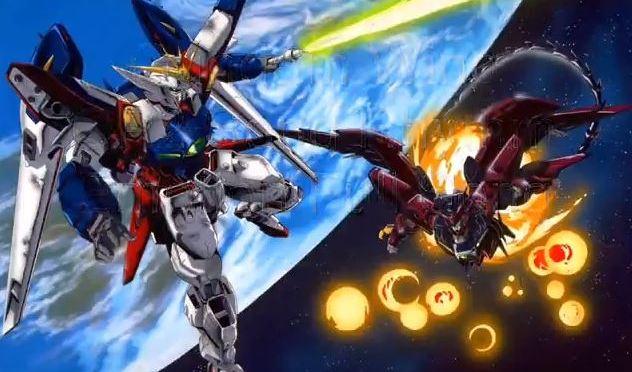 Gundam Wing Intro Song