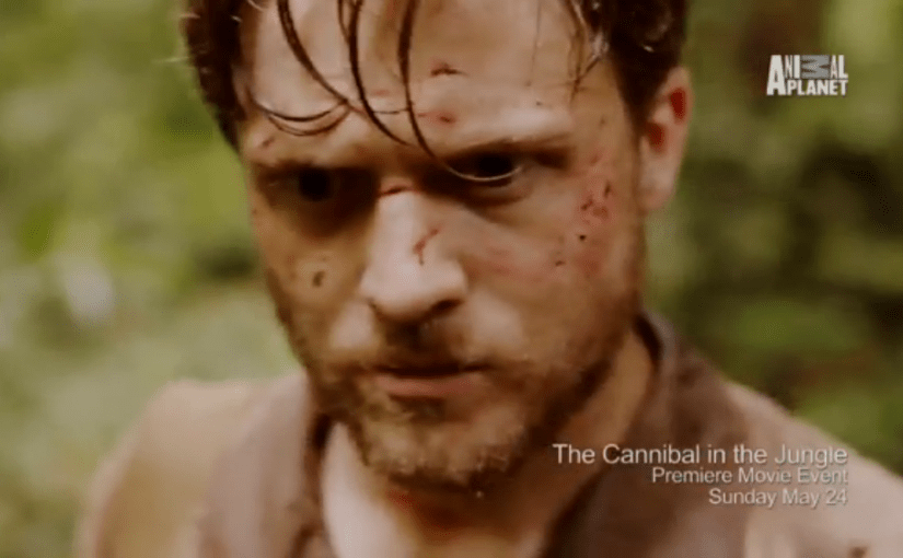 The fictional Dr. Timothy Darrow in the Animal Planet mockumentary Cannibal in the Jungle.