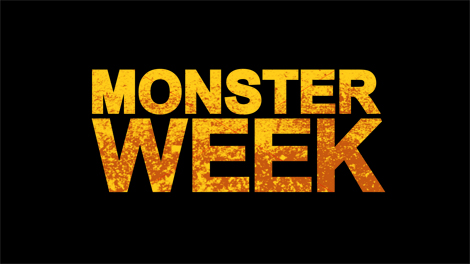 Monster Week logo