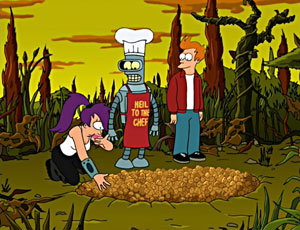 Futurama – <em> The Problem with Popplers </em>