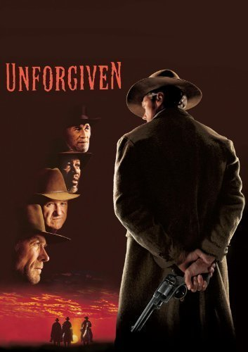 The poster for the movie Unforgiven.