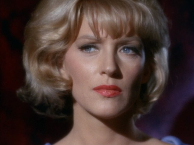 Image of Majel Barrett in Star Trek The Original Series.