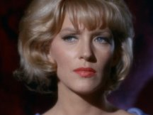 Image of Majel Barrett in Star Trek The Original Series.