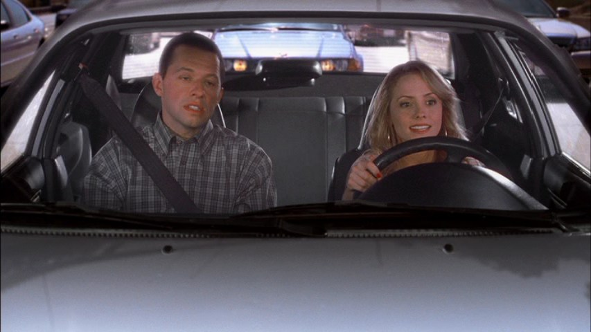 Image of the Two and a Half Men chcrater Melissa in Season 6 Episode 4.