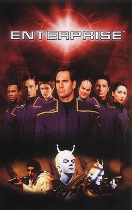 Image of the Star Trek Enterprise poster