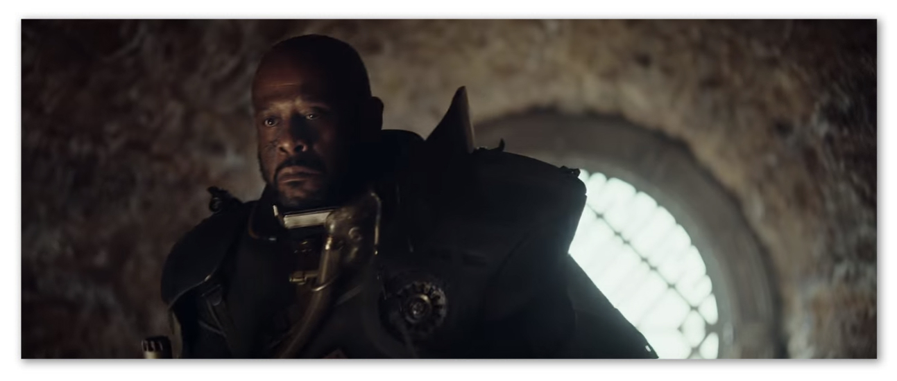 Image of Forest Whitaker from Rogue One