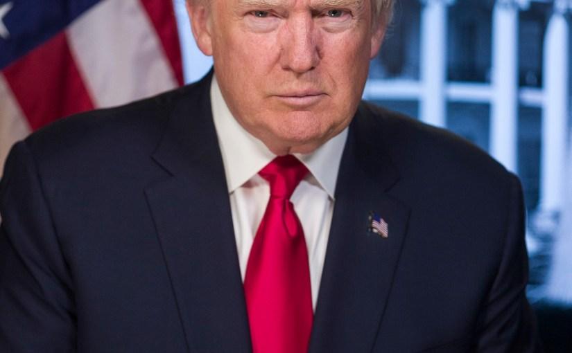 An Update on Trump's Glowering Portrait