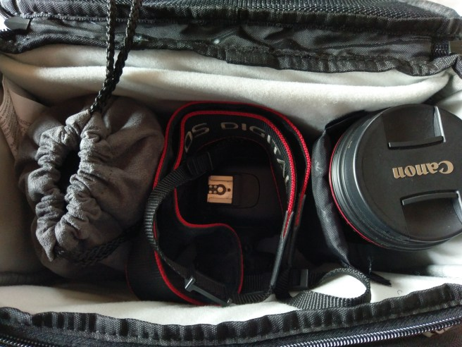 Amazon DSLR Bag