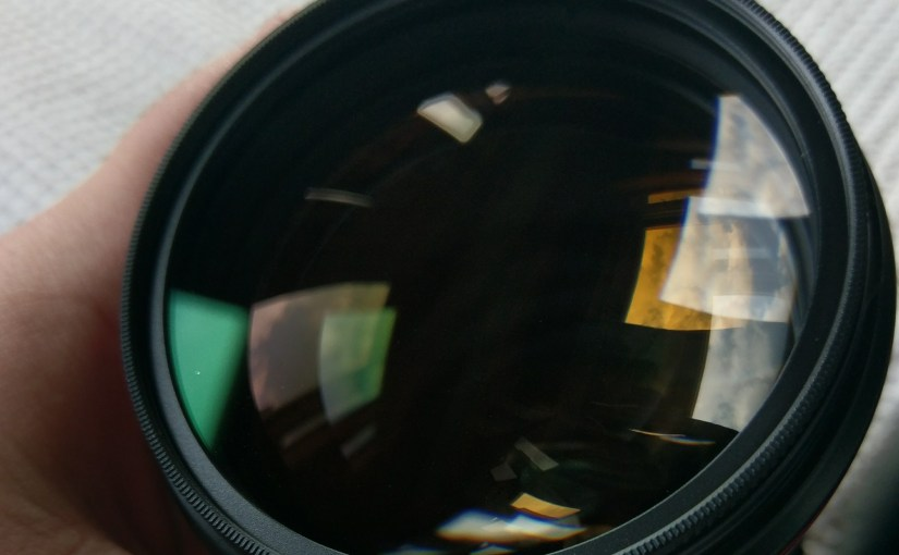 Canon's 135mm Lens – <em>Old and New</em>
