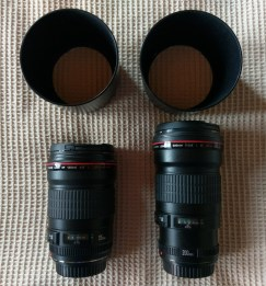 The Canon 200mm f/2.8 and the 135mm f/2