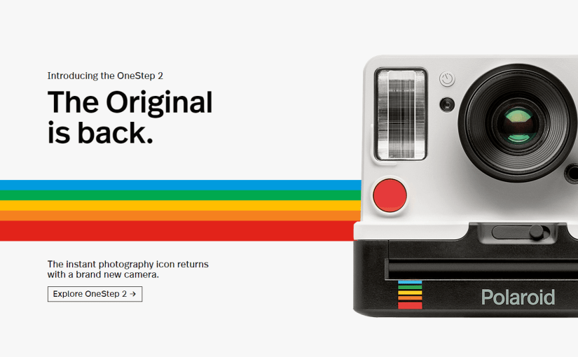 Polaroid Launches a New Instant Camera for $99