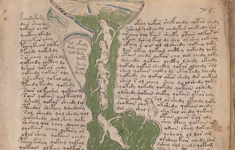 The Voynich Manuscript Mockumentary – Coming to a History or Discovery Channel Near You!!!
