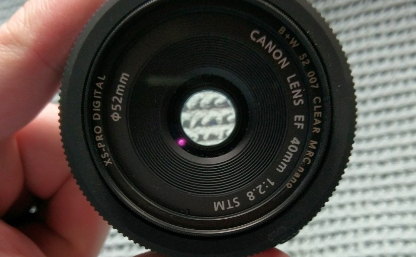 The Canon 40mm f/2.8 – An Overview