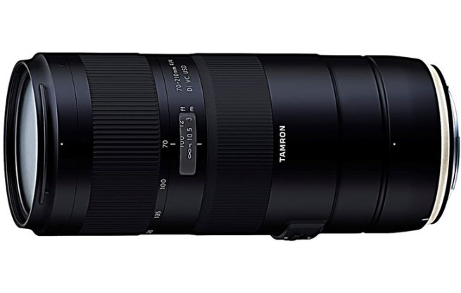 Tamron's new 70-210mm Canon and Nikon mount lens
