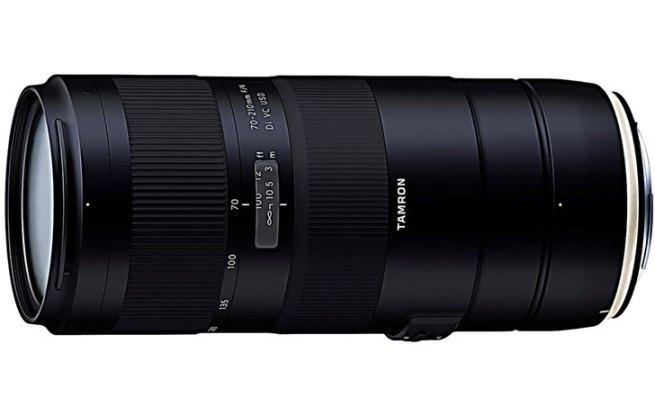 Tamron's new 70-210mm Canon and Nikon mount lens