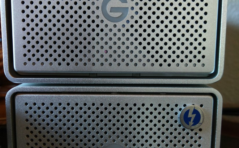 G-Technology's 8TB G-RAID – A Review