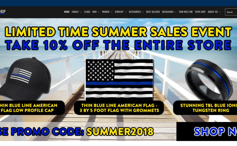 The ThinBlueLineShop – Suspect as Heck