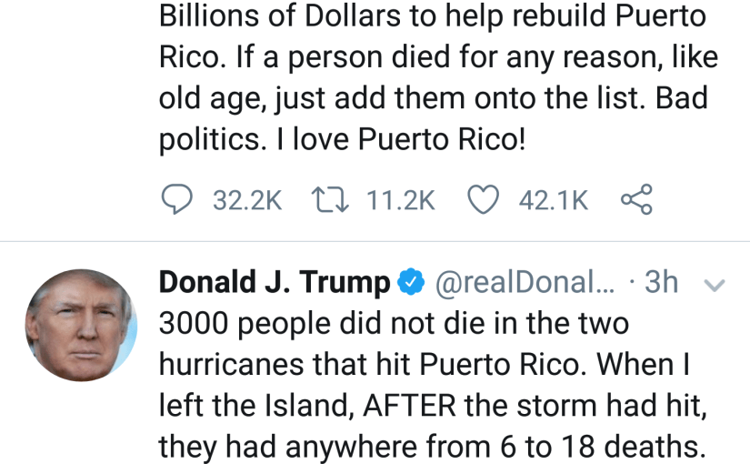 The Puerto Rico Death Conspiracy – Even More Insanity from the Guv'ment