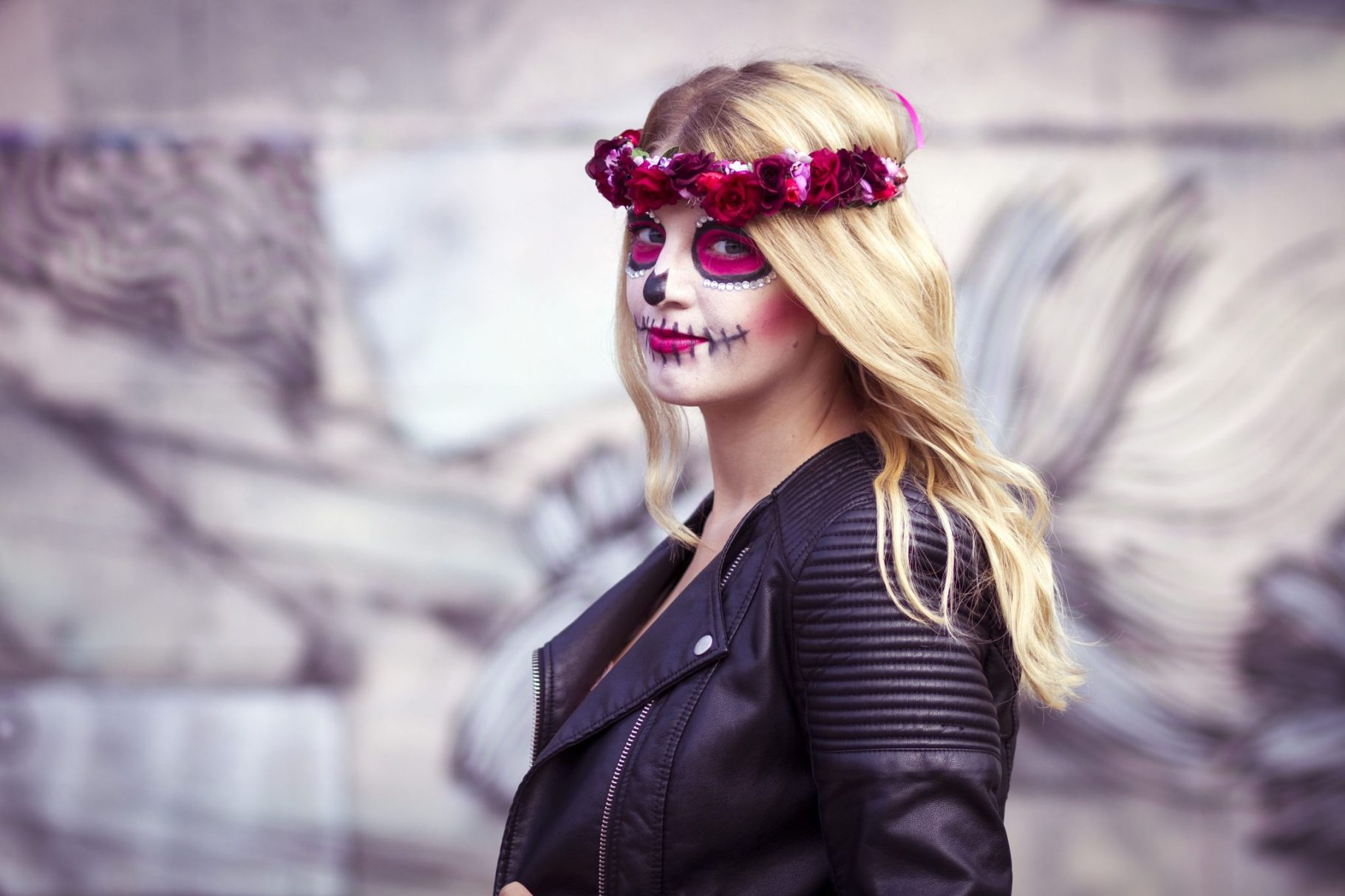Outfit: Sugar Skull – Happy Halloween!