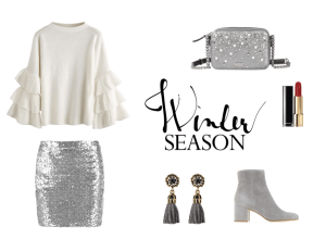White Christmas Outfit