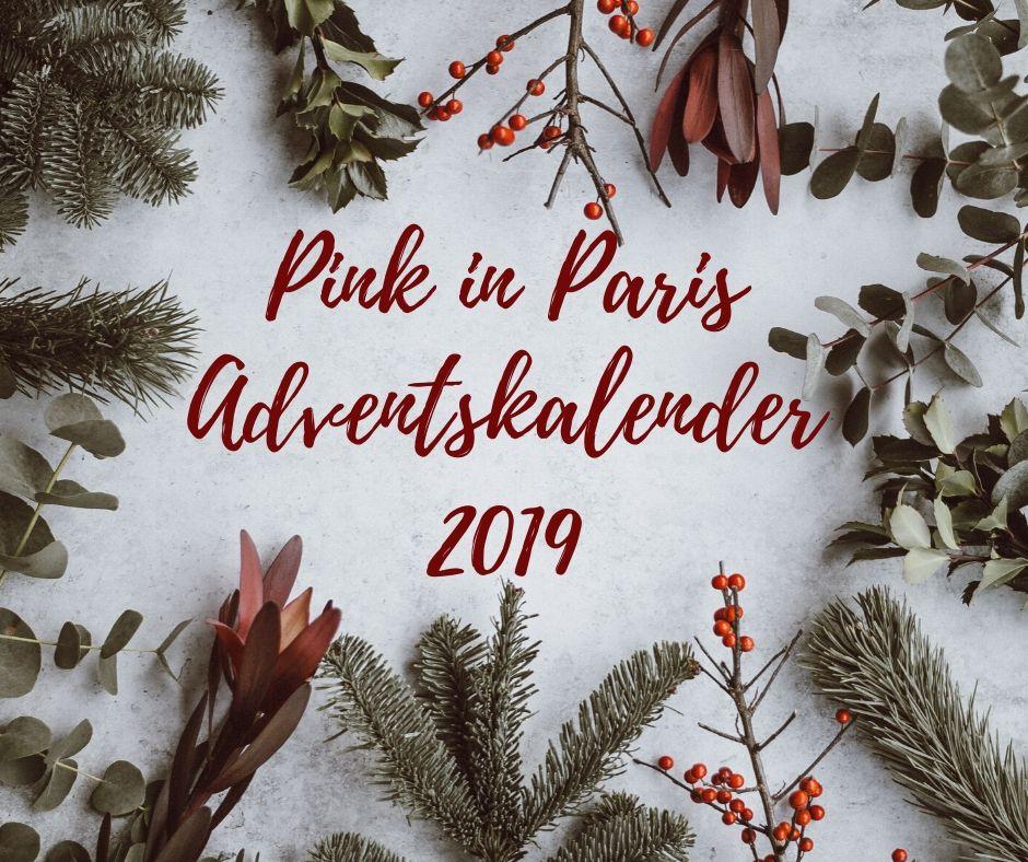 Pink in Paris Bloggeradventskalender 2019