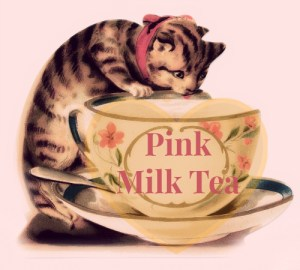 Pink Milk Tea