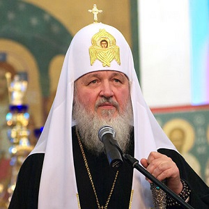 Patriarch Kirill warned that the global spread of equal marriage was a harbinger of the apocalypse (Image: Serge Serebro)