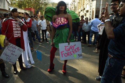 INDIA-GAY-MARCH-RIGHTS