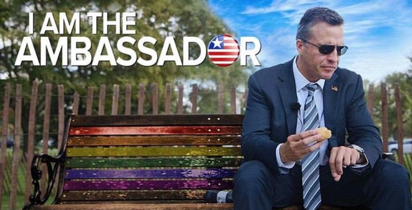 gay ambassador