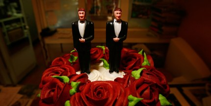 Same-sex marriage (Getty Images)