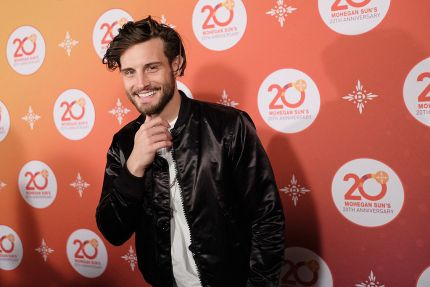 Actor Nico Tortorella talks about sexuality and polyamory