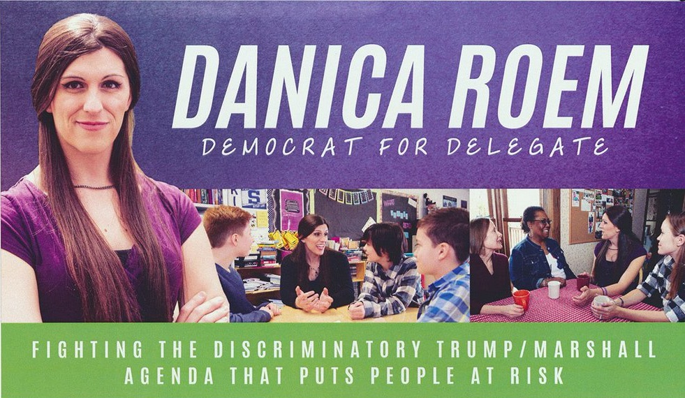 Image result for photos of Danica Roem