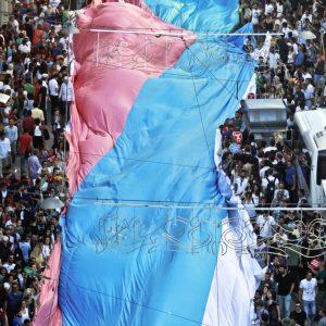 transgender flag getty
