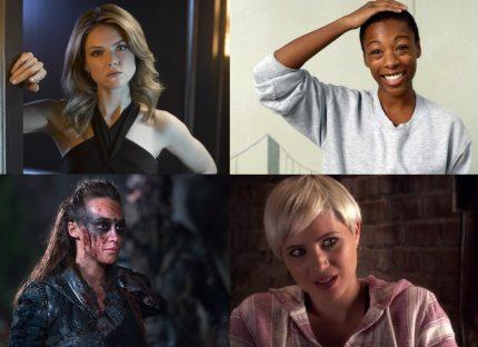 lesbian and bi characters tv killed off 2015-17