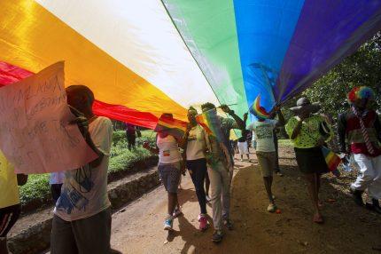 Uganda Pride 2015