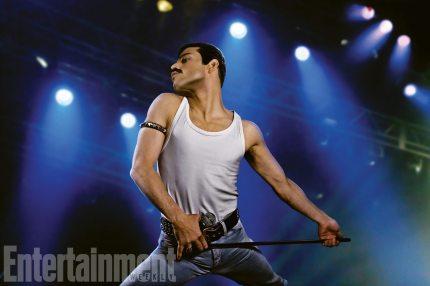 Bohemian Rhapsody's Rami Malek as Freddie Mercury