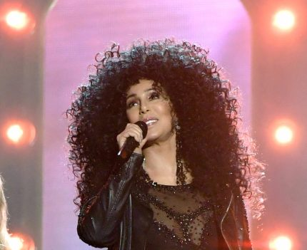 Cher performs during the 2017 Billboard Music Awards at T-Mobile Arena on May 21, 2017 in Las Vegas, Nevada. getty