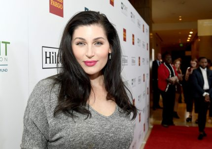 BEVERLY HILLS, CA - OCTOBER 07: Actress Trace Lysette at Point Honors Los Angeles 2017, benefiting Point Foundation, at The Beverly Hilton Hotel on October 7, 2017 in Beverly Hills, California. (Photo by Matt Winkelmeyer/Getty Images for Point Honors)