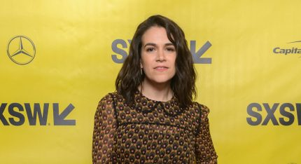 "AUSTIN, TX - MARCH 12: Abbi Jacobson attends the ""6 Balloons"" red carpet premiere during SXSW 2018 on March 12, 2018 in Austin, Texas. (Photo by Daniel Boczarski/Getty Images for Netflix)"