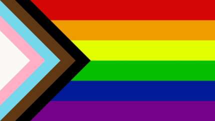 Daniel Quasar's re-booted Pride flag