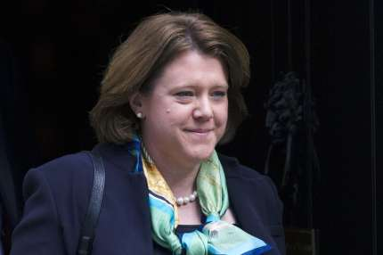 Women and Equalities Committee chair Maria Miller MP
