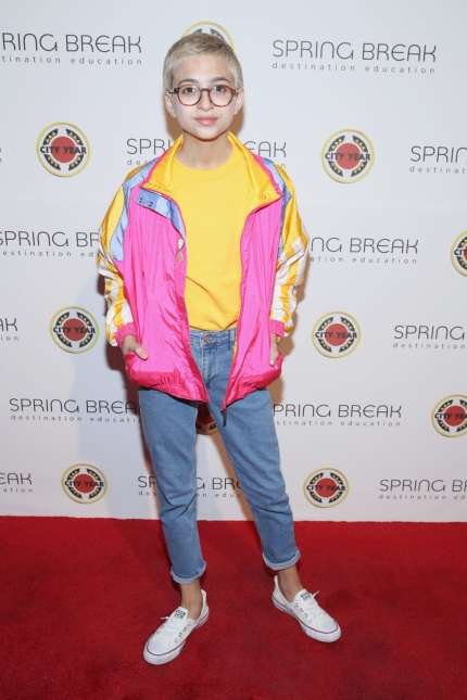 LOS ANGELES, CA - APRIL 28:  J.J. Totah attends City Year Los Angeles' Spring Break: Destination Education at Sony Studios on April 28, 2018 in Los Angeles, California.  (Photo by Randy Shropshire/Getty Images for City Year Los Angeles)