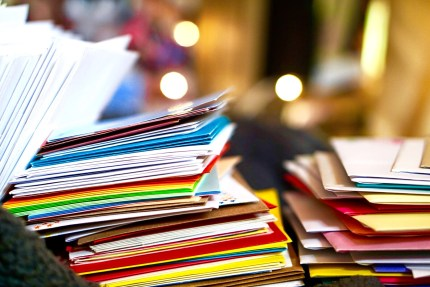 The Rainbow Cards Project's Christmas cards