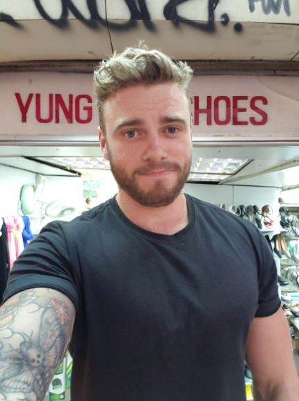 Gus Kenworty's gay sex joke to Adam Rippon has fans going wild