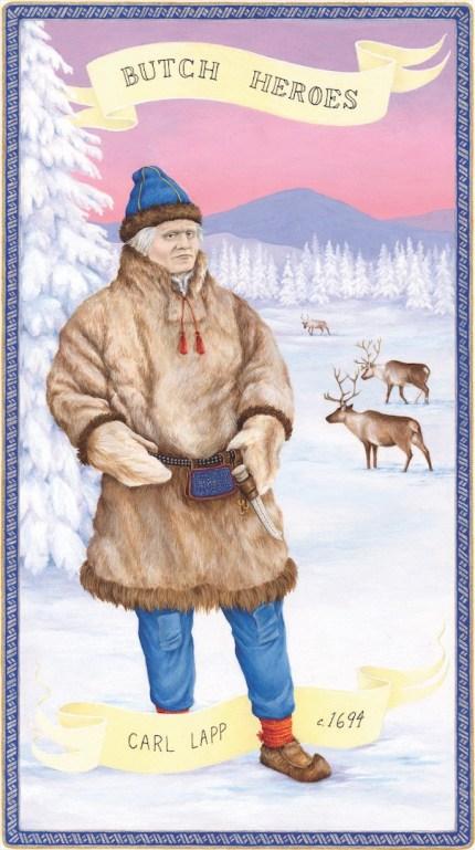 Butch Heroes image of Carl Lapp