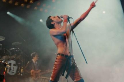 Bohemian Rhapsody, released in November, stars Rami Malek as Freddie Mercury