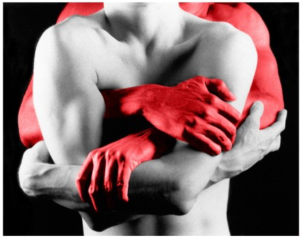 A press image promoting World AIDS Day