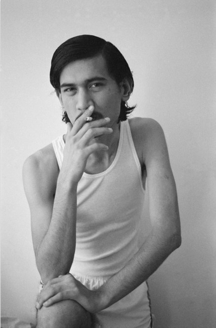 Sunil Gupta, photographed in Montreal in the 1970s, who speaks to PinkNews on World AIDS Day