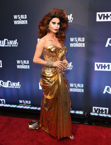 Trinity the Tuck will compete for a place in the hall of fame on RuPaul's Drag Race: All Stars 4, premiering 14 December on VH1.
